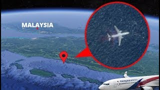 Photo Of Missing Malaysia MH370 Flight Surfaces On Google Maps