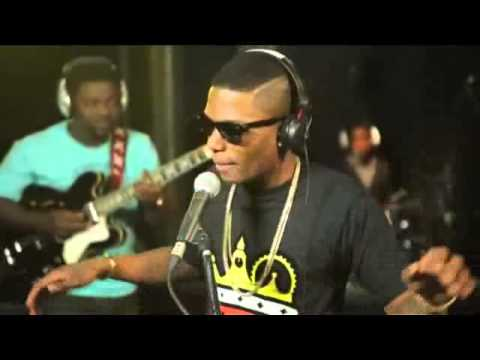 Wizkid -- One Question (bbc 1xtra) video