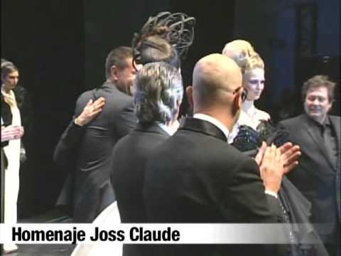 Homenaje a Joss y Claude Auditorio Pepsico 2012