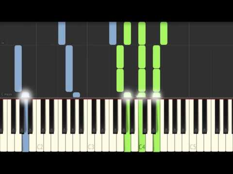 Eyes, Nose, Lips - Taeyang (Piano Accompaniment & Tutorial) by Aldy Santos
