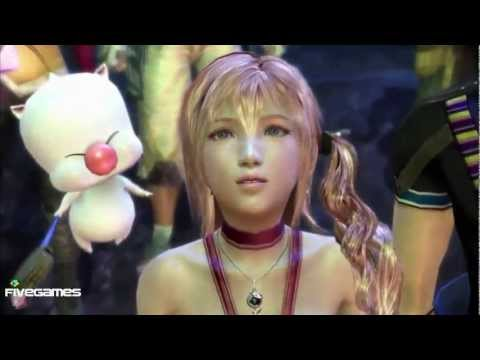 Final Fantasy XIII 2 Personagens Trailer [HD720p]
