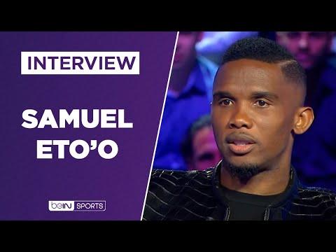 [Interview beIN SPORTS] Quand Samuel Eto'o parle de Pep Guardiola