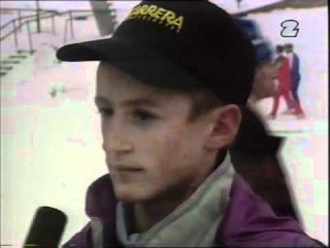 sport telegram (fragment) 29.12.1994 youtube