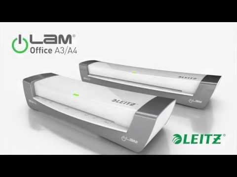 Laminator LEITZ iLAM Office A4/A3