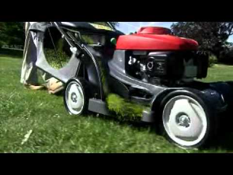 how to make a set of lawn mower handle bars