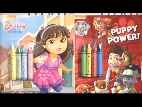 Dora the Explorer amp Paw Patrol