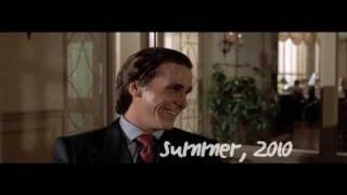 "American Psycho Trailer Parody Recut as a ""Romantic Comedy"""