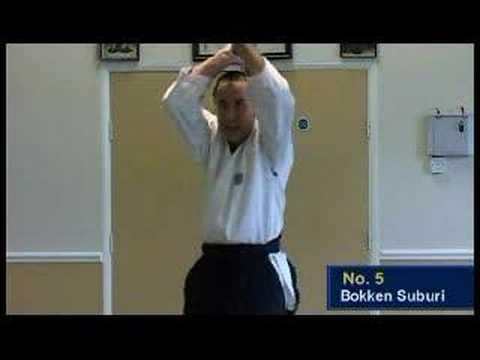 Aikido - 7 bokken suburi Dunken Francis Image 1