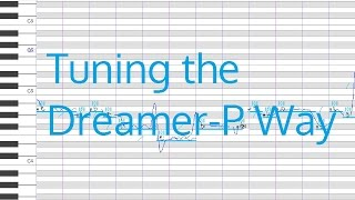 Tuning the Dreamer-P Way - UTAU UST Tuning Tutorial | Dreamer-P ボーカロイド