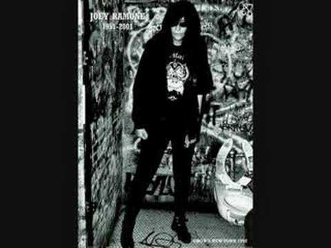 Thumbnail of video Joey Ramone - I'll Be With You Tonight