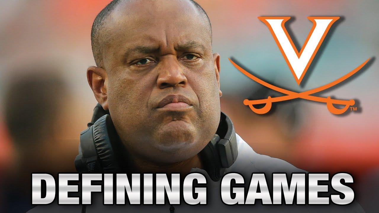 UVA Football: Mike London's Defining Games as Cavaliers' Head Coach