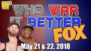 "Bobby Lashley's ""Sisters""! Smackdown Moving to Fox! 