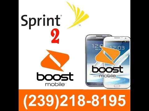 Samsung Moment Android on Boost Mobile