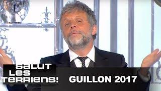 """Guillon 2017 """"Une seule blague de ma part peut influencer dangereusement le vote des français"""" - SLT"""