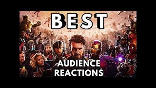 Avengers  Infinity War Insane Audience Reactions