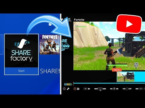 How to START A YOUTUBE GAMING CHANNEL ON PS4! (RECORD, EDIT AND UPLOAD) 2018