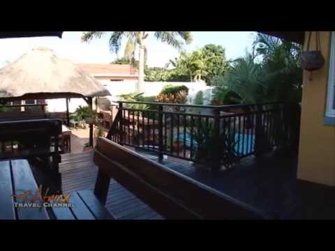 Africa Regent Guest House Accommodation Durban North South Africa - Visit Africa Travel Channel