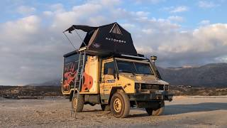 TheWorldOffRoad and Motoroids Set Out for a Global Roadtrip for 6-8 Years