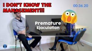 Doctor UNCERTAIN about Mx!! // Episode 10a SPECIAL // Premature Ejaculation // MRCGP EXAM PRACTICE