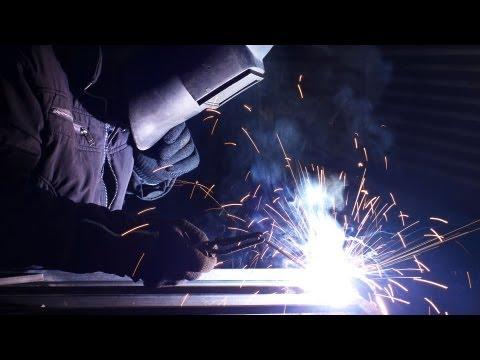 How To Arc Weld   Welding