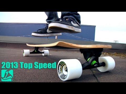 2013 Top Speed - Landyachtz