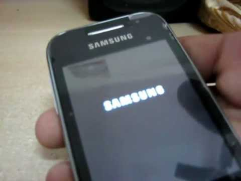 HOW TO FLASH GALAXY Y WITH ODIN (REINSTALLING PHONE'S SOFTWARE) REPAIR BRICK PHONE