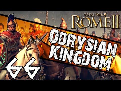 Total War: Rome II - Odrysian Kingdom Campaign #66 ~ Buffer Defence!