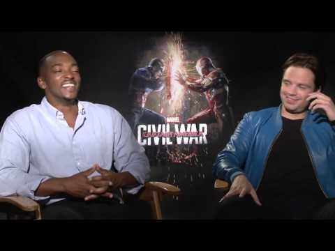 Anthony Mackie & Sebastian Stan Best Moments 2