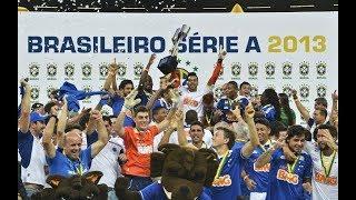 Trajetória do Cruzeiro - Campeonato Brasileiro 2013