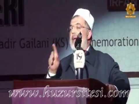 Alemdar   Abdükadir Geylani'yi K S  Anma Programı