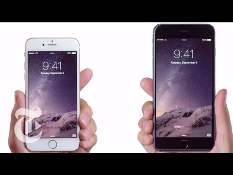 iPhone 6 & iPhone 6 Plus Review: Is Bigger Better? | Molly Wood | The New York Times