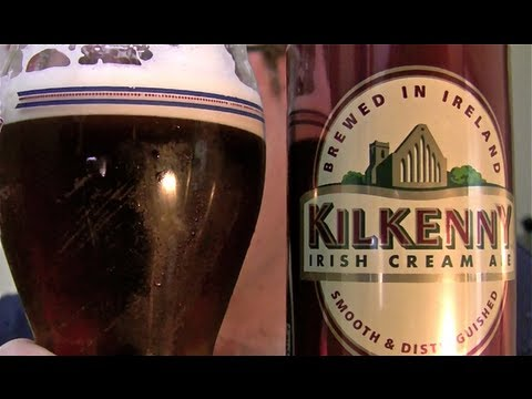 Kilkenny Irish Cream Ale (Beer Review 46)