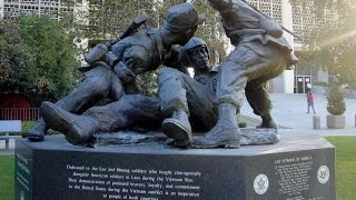 Lao Hmong American War Memorial Fresno CA