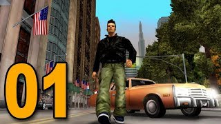 Grand Theft Auto: III - Part 1 - Where It All Started