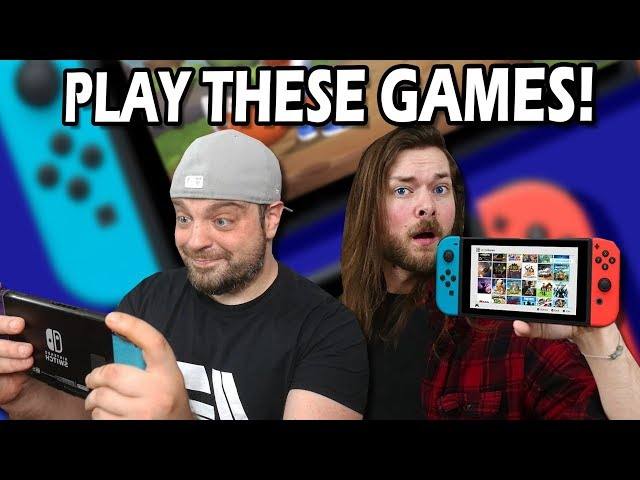 The BEST Nintendo Switch Games You DIDN39T Play! Ft. BeatEmUps