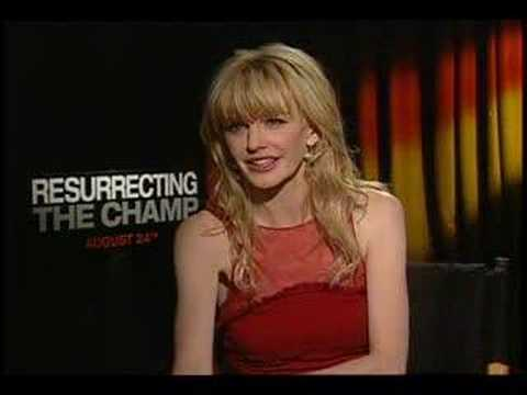 Kathryn Morris interview for Resurrecting the Champ