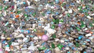 L'île de plastique