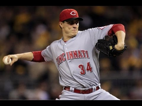 Reds Homer Bailey tosses no-hitter  against the Pittsburgh Pirates 1-0 HD