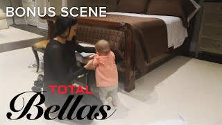Nikki Bella Helps Brie With Mommy Duties | Total Bellas | E!