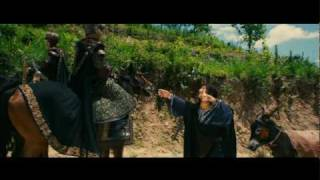 "The Forbidden Kingdom - 2. ""Drunken Master"""