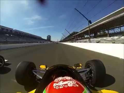 RadEye Racing - 1987 Kraco Indy Car @ 2014 Indy 500