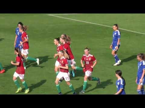 U17 žene - BiH vs Mađarska - prijateljska utakmica - 10.09.2019.