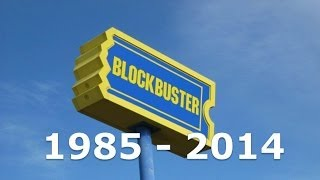 End of an Era — Blockbuster Closes Its Last Store