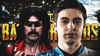 SHROUD AND DOC DESTROYING IN PUBG
