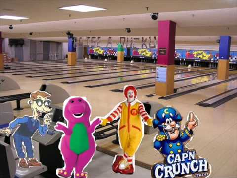 Drew Pickles and the Gay Gang Goes to the Bowling Alley