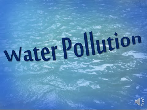 4-4 Water Pollution