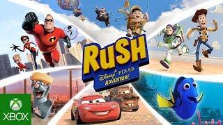 Rush: A Disney-Pixar Adventure Launch Trailer