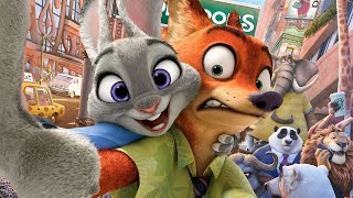 ZOOTOPIA All Best Movie Clips (2016)