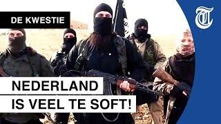 'Trakteer IS'ers niet op reisje Nederland!' - DE KWESTIE