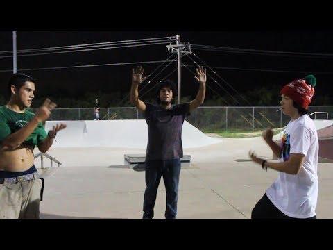 JP Garcia VS Rudy Vasquez Bump to Rail